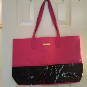 Large Sequined Juicy Couture Tote